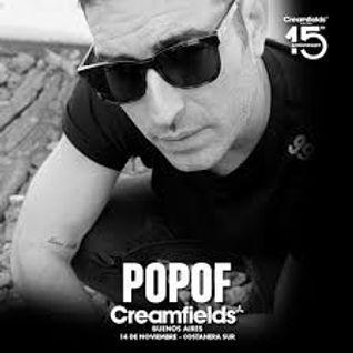 POPOF @ COCOON STAGE - CREAMFIELDS BUENOS AIRES - NOV 2015