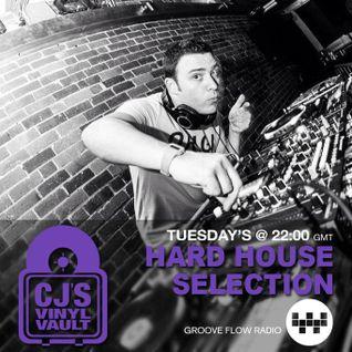 CJ's Vinyl Vault - 15/12/15 - Hard House - GrooveFlow Radio