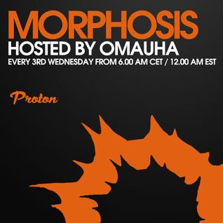 Morphosis 014 With Omauha And Retroid (20-01-2016)