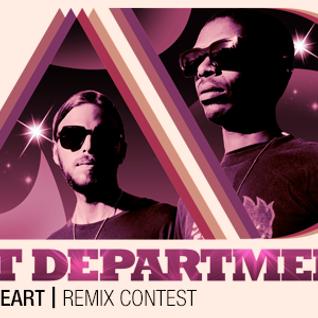 Art Department - Robot Heart (Mr.Spect Deep Mix)