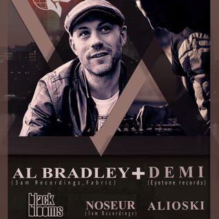 Noseur & Al Bradley Live @ Jackal Atlas