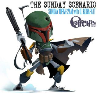 DJ Boba Fatt - The Sunday Scenario 75 - Strictly Beats
