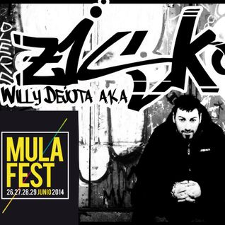 Willy Dejota a.k.a Zisko@Mulafest 2014