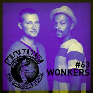 M.A.N.D.Y. pres Get Physical Radio mixed by Wonkers