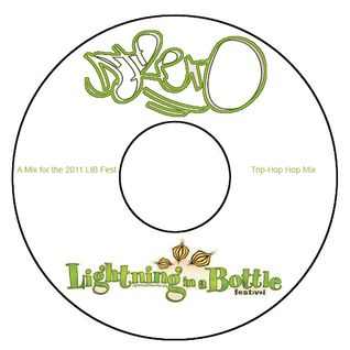 Contest Mix for Lightning in a Bottle (2011)