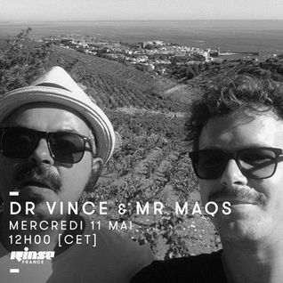 Dr Vince & Mr Maqs : Volume Units - 18 Mai 2016