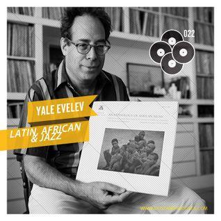 Yale Evelev of Luaka Bop for Dust & Grooves
