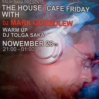 Mark Gorbulew live @House Cafe, Ankara, Turkey