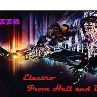 DJ Bizze - Electro From Hell and Beyond (Tribute to Code Rising and Miami Electrobass)