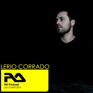 Lerio Corrado RA Podcast_July Chart 2013