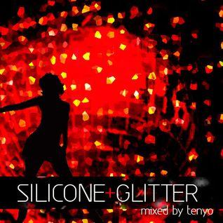 Silicone + Glitter