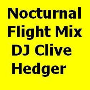 Nocturnal Flight mix - Clive Hedger 7 August 2014