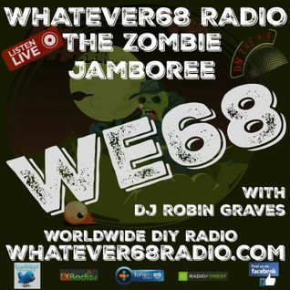 The Zombie Jamboree with Dj Robin Graves recorded live 7/2/16 PART 1