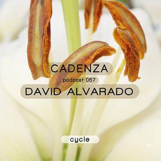 David Alvarado : Cadenza Cycle Mix