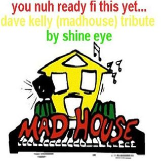 you nuh ready fi this yet...dave kelly (madhouse) tribute by shine eye