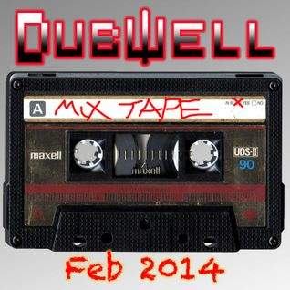 DubWell - February 2014 dirty techno mix