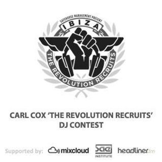 The Revolution Recruits ( Jhoe Kelly )