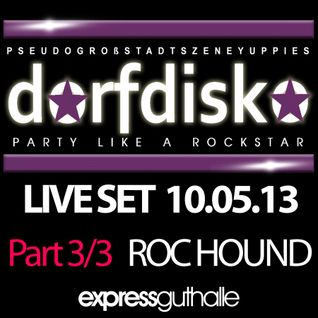 Live @ Dorfdisko Part 3/3 (Later That Night)