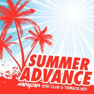Summer Advance 2016 Terrace Mix @ Marijuan