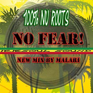 no fear - 100% nu roots by malari from Iriesoul Sound