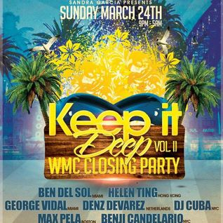 "Opening Set for Keep It Deep Vol. 2 | Ben ""DelSol"" Caldas"