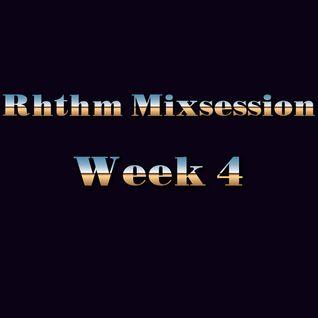 Rhthm Mixsession week 4