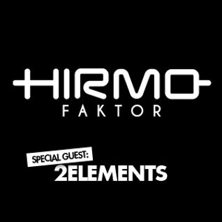 Hirmo Faktor @ Radio Sky Plus 13-03-2015 - special guest: 2Elements