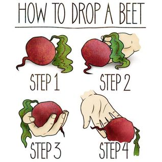 A pocket full of Beets
