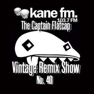 KFMP: Vintage Remix Show - Show 40 -05-06-2015