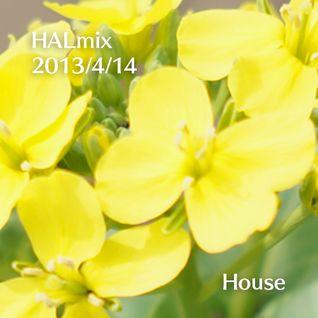 2013/4/14 HALmix House ver.