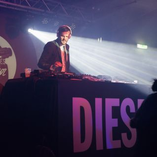 Klaxons Live Final DJ Set - Diesel On Tour