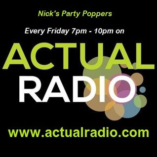 Nick's Party Poppers (Friday 23rd September 2016)