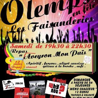 DUBIX - Funky House Dj set @ LES FAISANDERIES #1 (17/11/12)