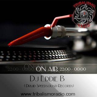 Tribalismo Radio 17th October 2016 Dj Eddie B Live Mix.