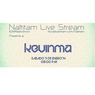 Naltitam Live Stream 053 [KevinMa Guest Mix]