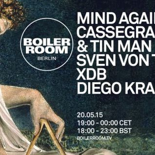 Mind Against - Boiler Room Berlin
