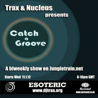 DjTrax and Nucleus - Catch A Groove - Jungletrain 22.02.12