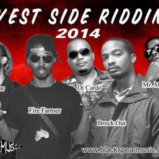"Mr. Bruckshut - ""West Side Riddim (2014) Mix"""