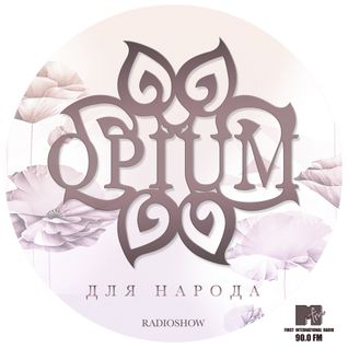 OPIUM radioshow – BURNSKI //air from 19.06.14//