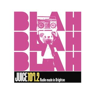 Blah Blah Blah - Juice FM 107.2 (8th Dec 2012)