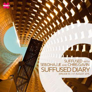 FRISKY   Suffused Diary 055 - Chris Gavin