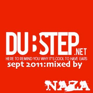 dubstep.net : September 2011 mixed by NAZA