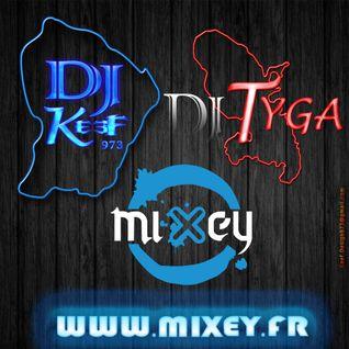 HOT GUYANA MIX____17 mars 2012 - Dj Keef 973, Dj tyga 972 - mixey.fr - 2012