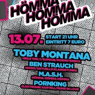 Ben Strauch (Mitschnitt 1. Stunde) -  Hömma, Hömma, Hömma 13.07.2013