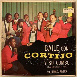 Baile Con Cortijo - Y Su Combo [FULL ALBUM] (Tropical 5107) 1958