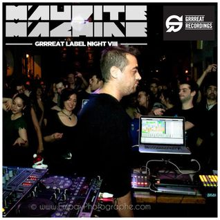 Grrreat label Night VIII