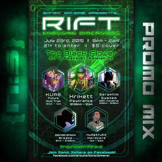 RIFT: Crossing Dimensions Promo Mix