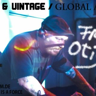 Fresh Otis @ Volt & Vintage -GLOBAL ACTS- on Cuebase-fm