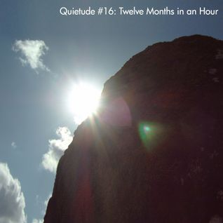 Quietude #16: Twelve Months in an Hour