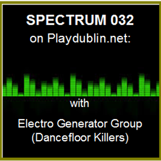 Spectrum 032 with Electro Generator group